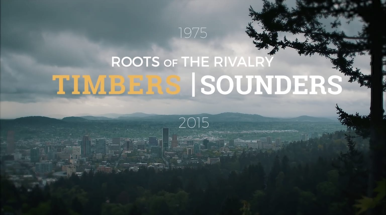 Roots of the Rivalry | Timbers vs. Sounders