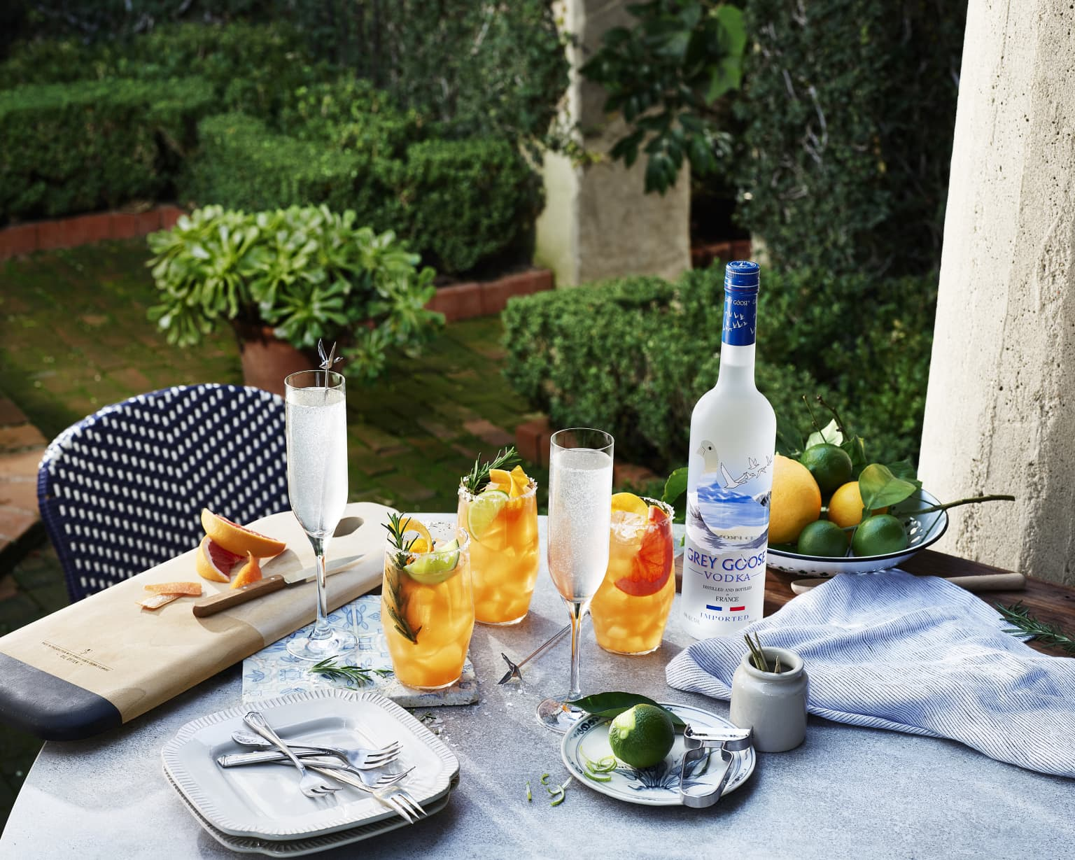 """Grey Goose """"Live Victoriously"""" Campaign"""