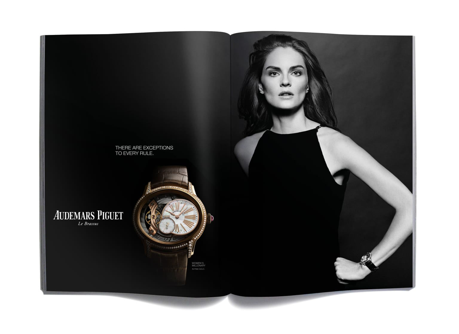 Audemars Piguet - The new Millenary, collection launch 2015