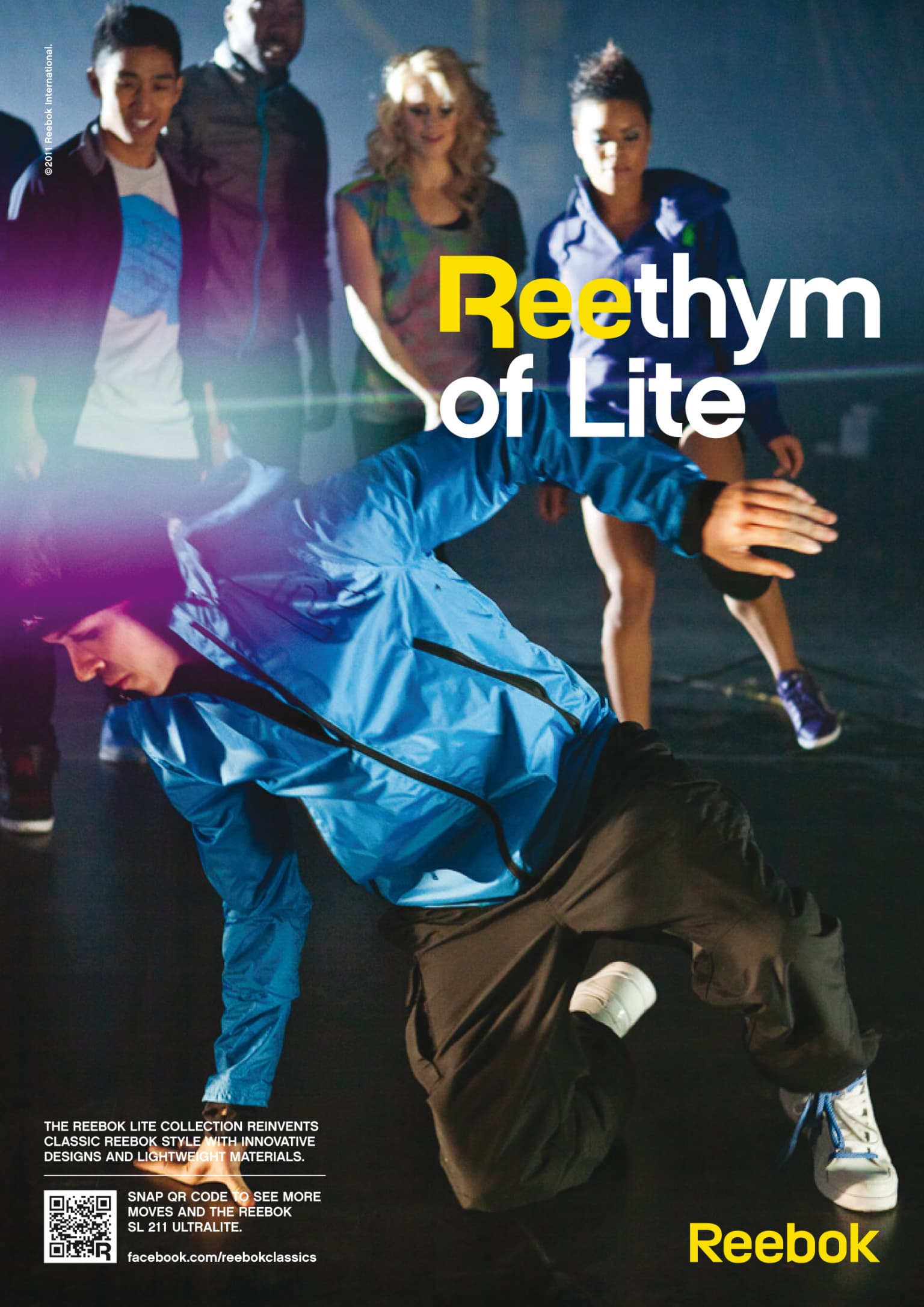 "Reebok - Classics Collection ""Reethym of Lite"""
