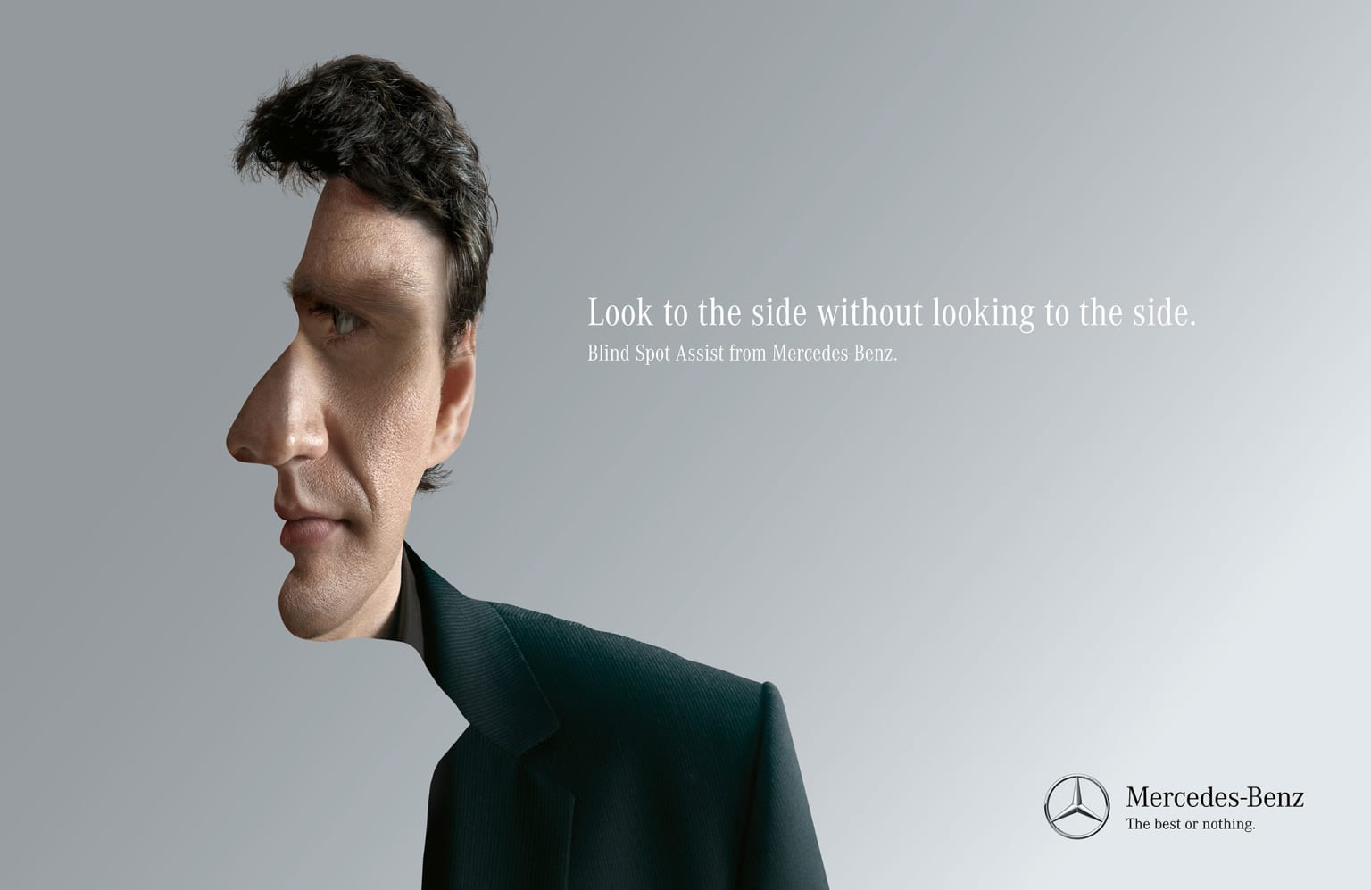 Mercedes-Benz – Look to the Side