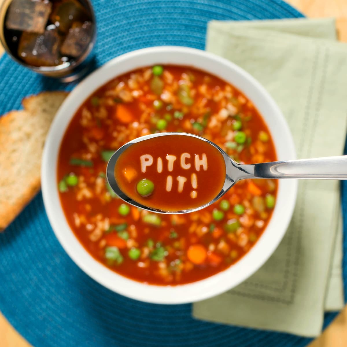 """Lay's """"Pitch It!"""" Social Campaign"""