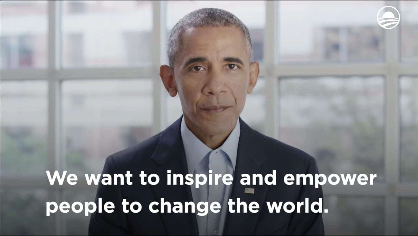 The 2019 Obama Foundation Fellows Announcement Video
