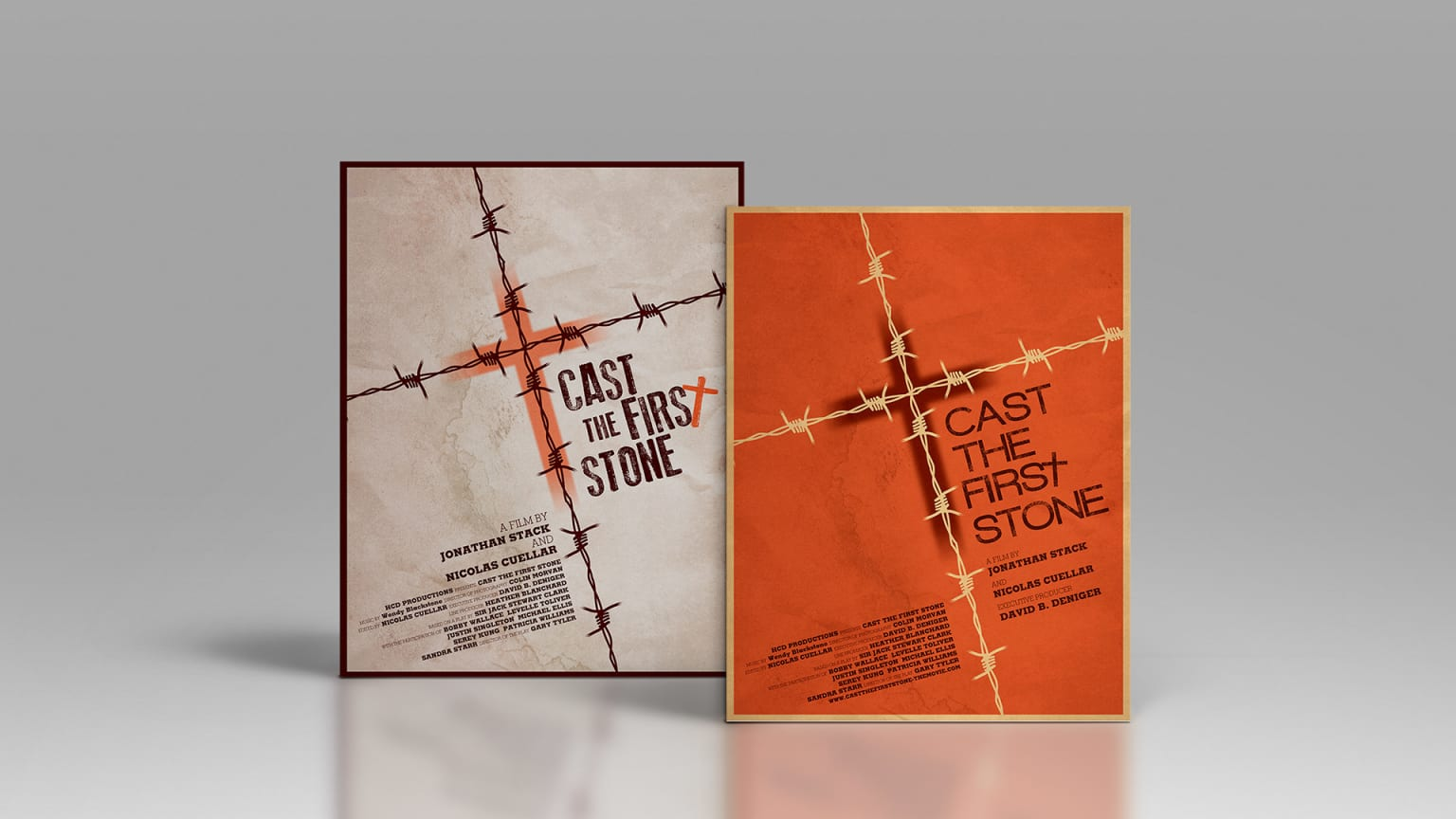 CAST THE FIRST STONE, FEATURE DOCUMENTARY