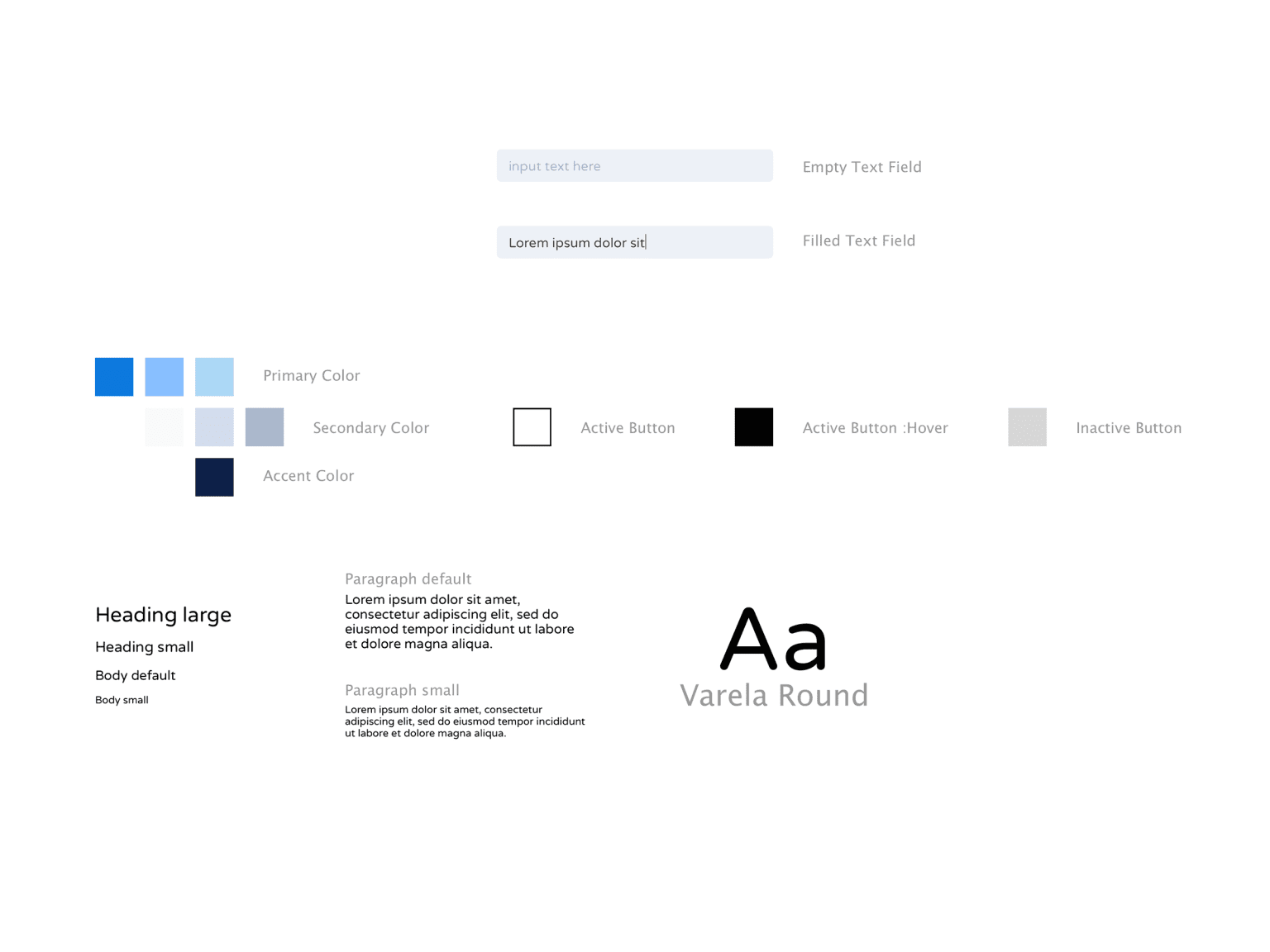 Redesigning a historic web app