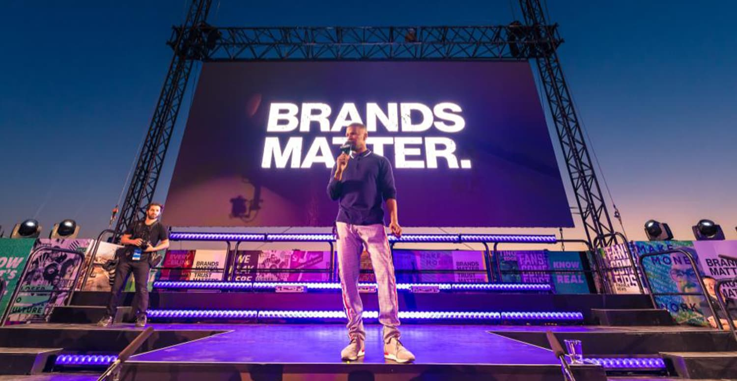 Verizon Media NewFronts Campaign