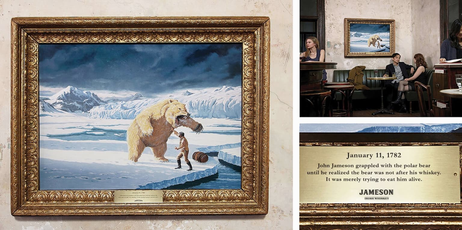 "Jameson ""Pub Paintings"""