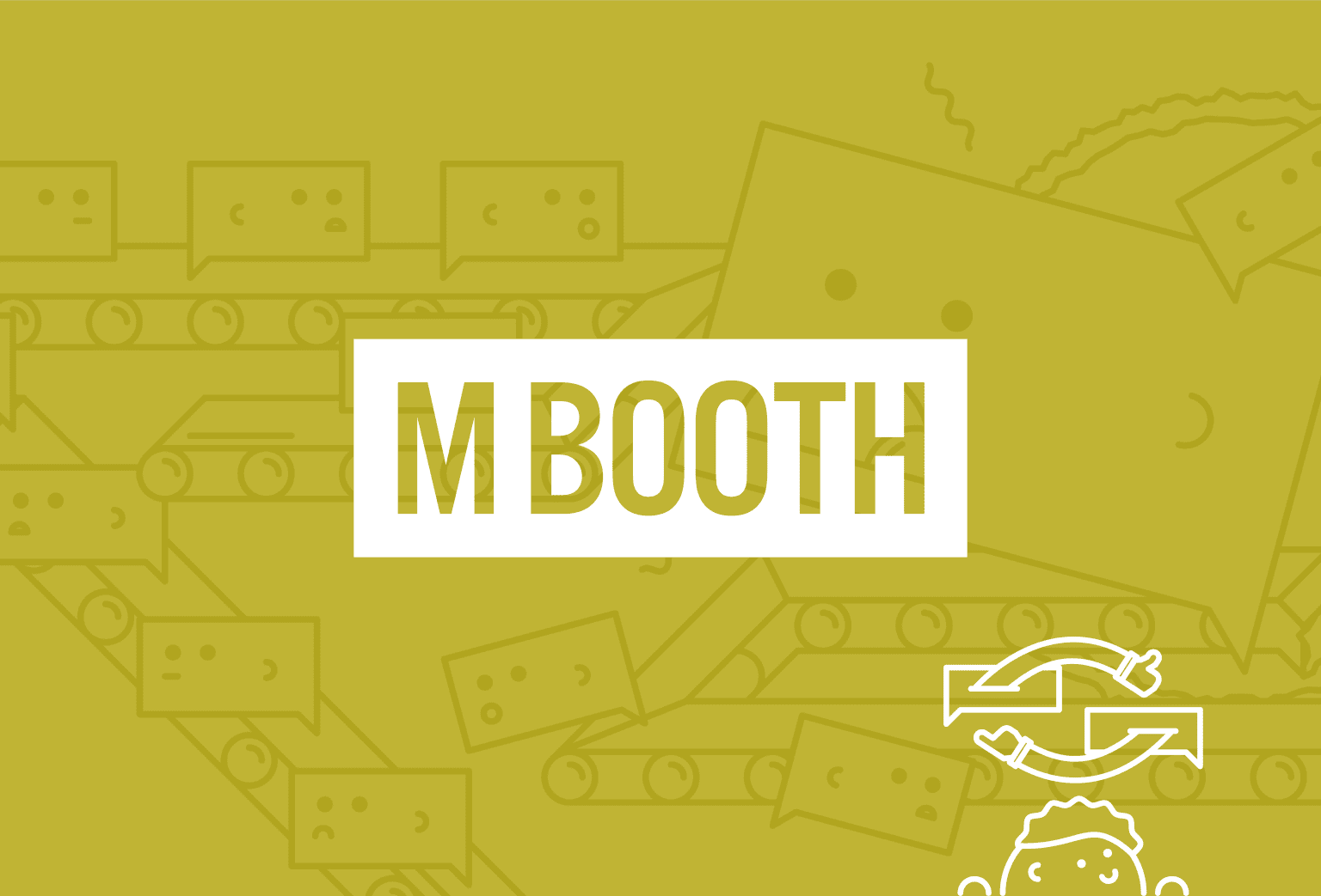 M Booth Brand Expansion + Presentation System