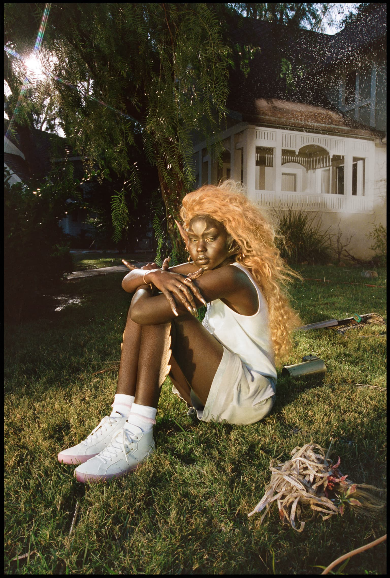 """Petra Collins - """"OMG! I'm being killed"""""""