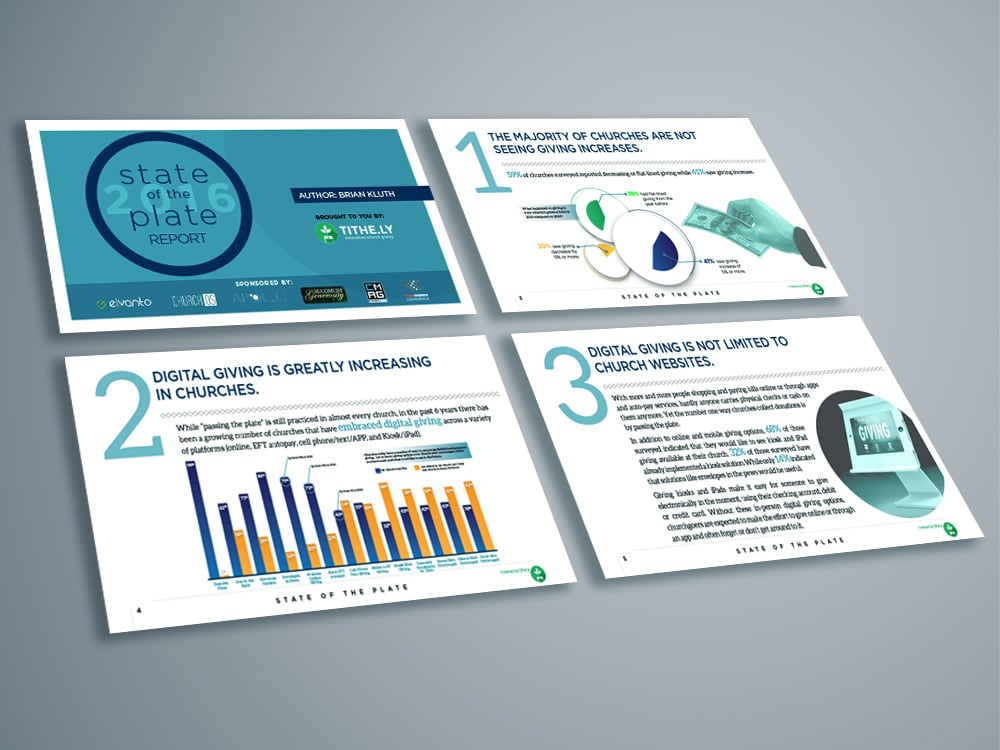 State of the Plate Presentation Pitch Deck
