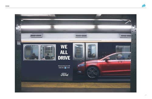 Ford: We All Drive campaign