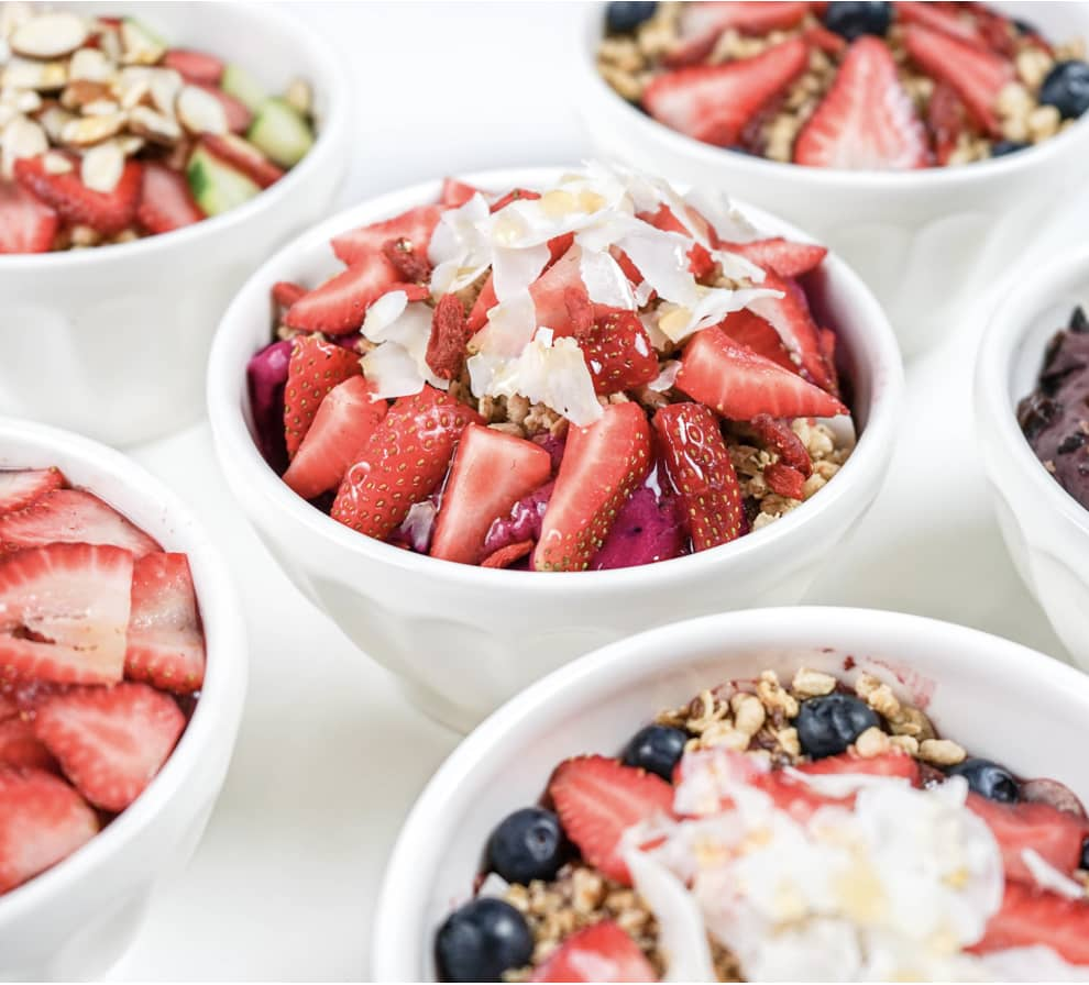 Blenders & Bowls Rebrand x Marketing Strategy x Content x Creative Direction