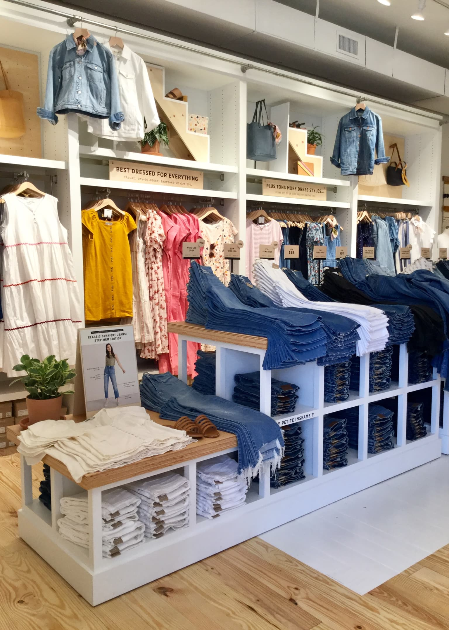 Madewell + The J Crew Group