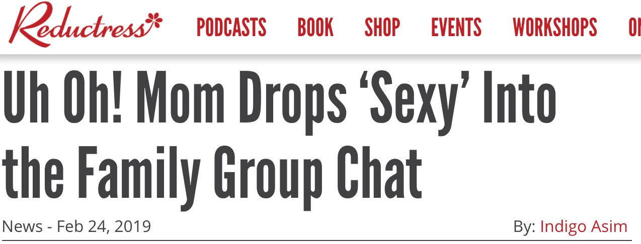 Reductress Article