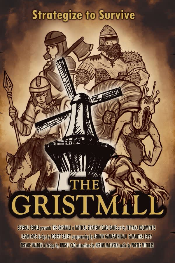 """""""The Gristmill"""""""