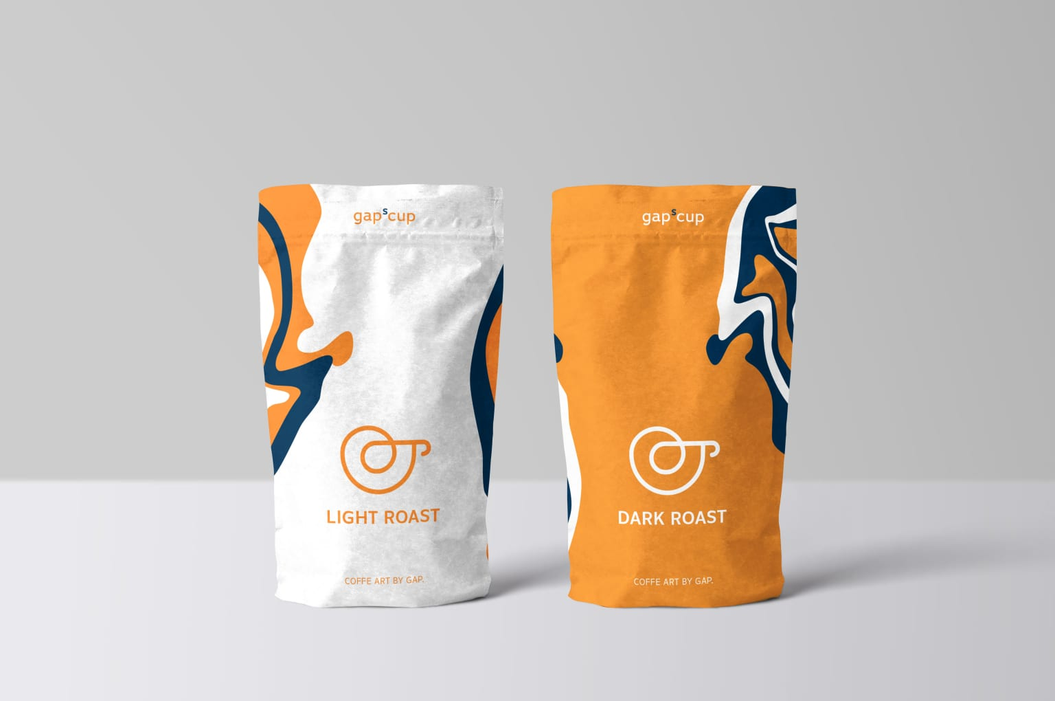 COFFEE ART BY GAP – Brand Strategy & Corporate Design
