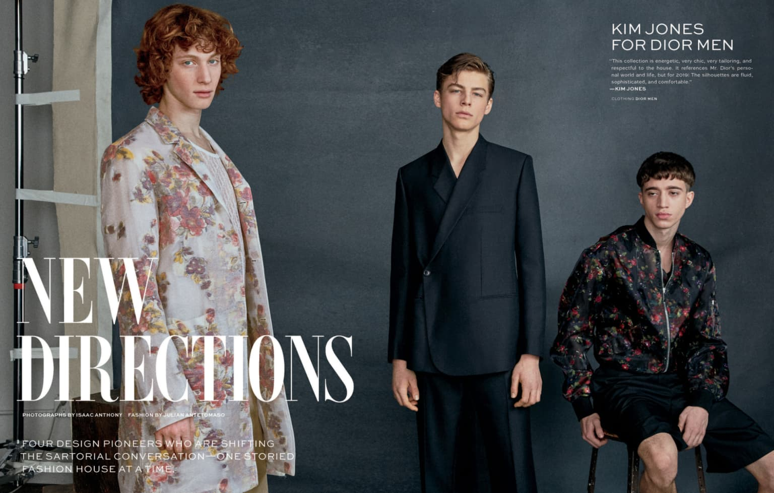 L'Officiel - Creative Directors