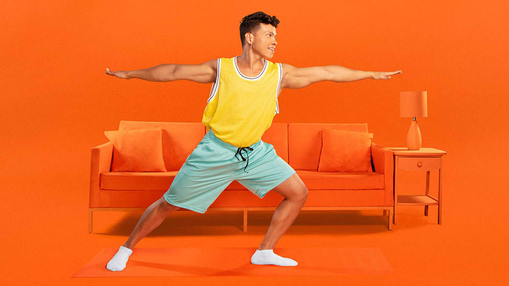 Blink Fitness Campaign
