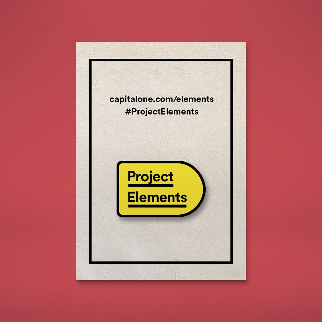 Capital One Project Elements