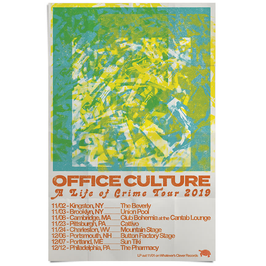 Tour Poster for Office Culture