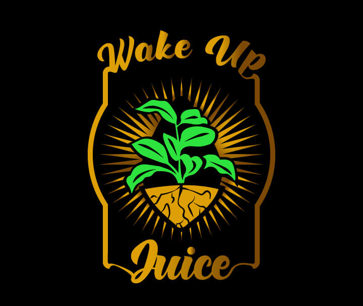Wake up Juice Logo