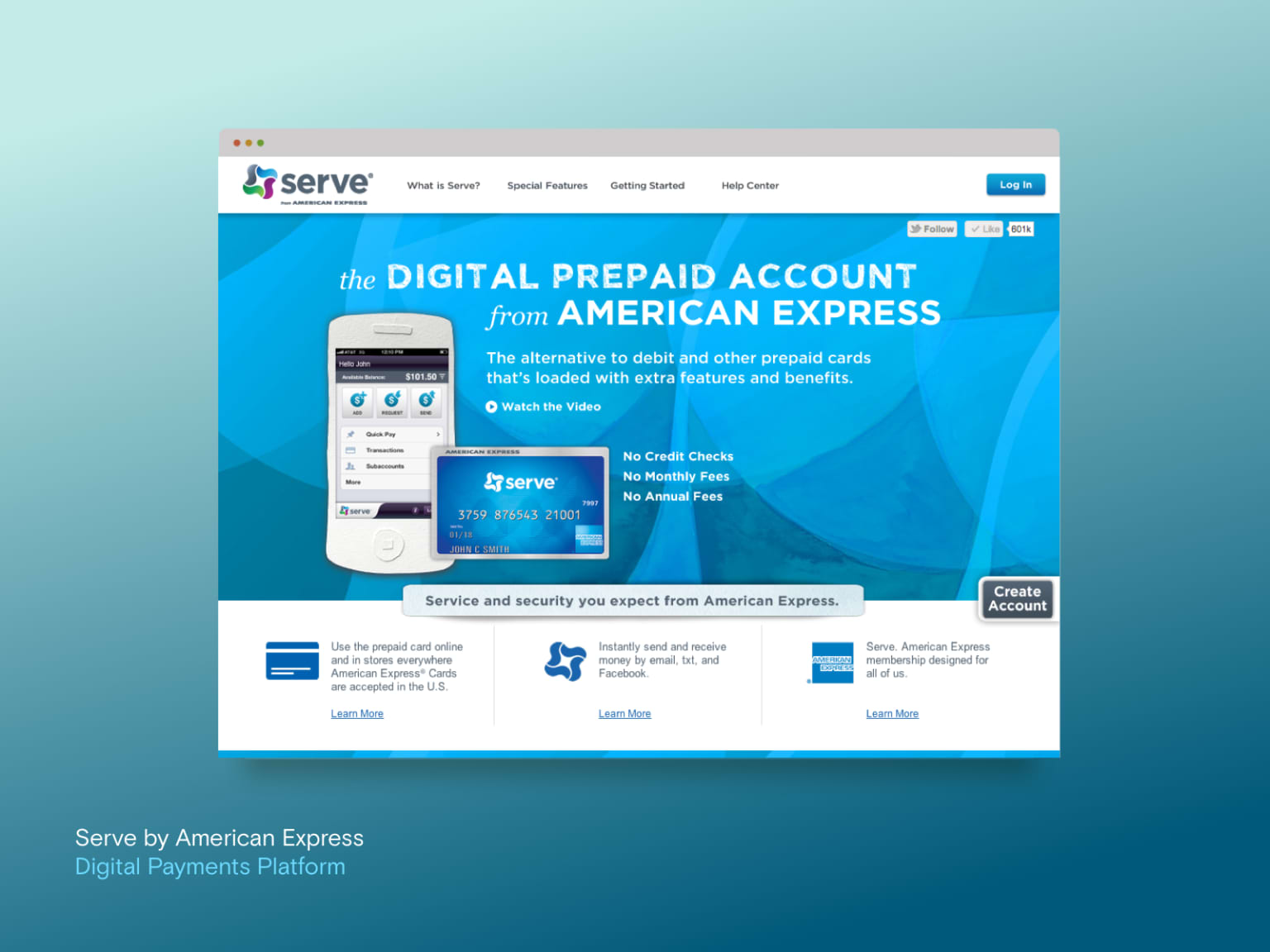 Serve by American Express