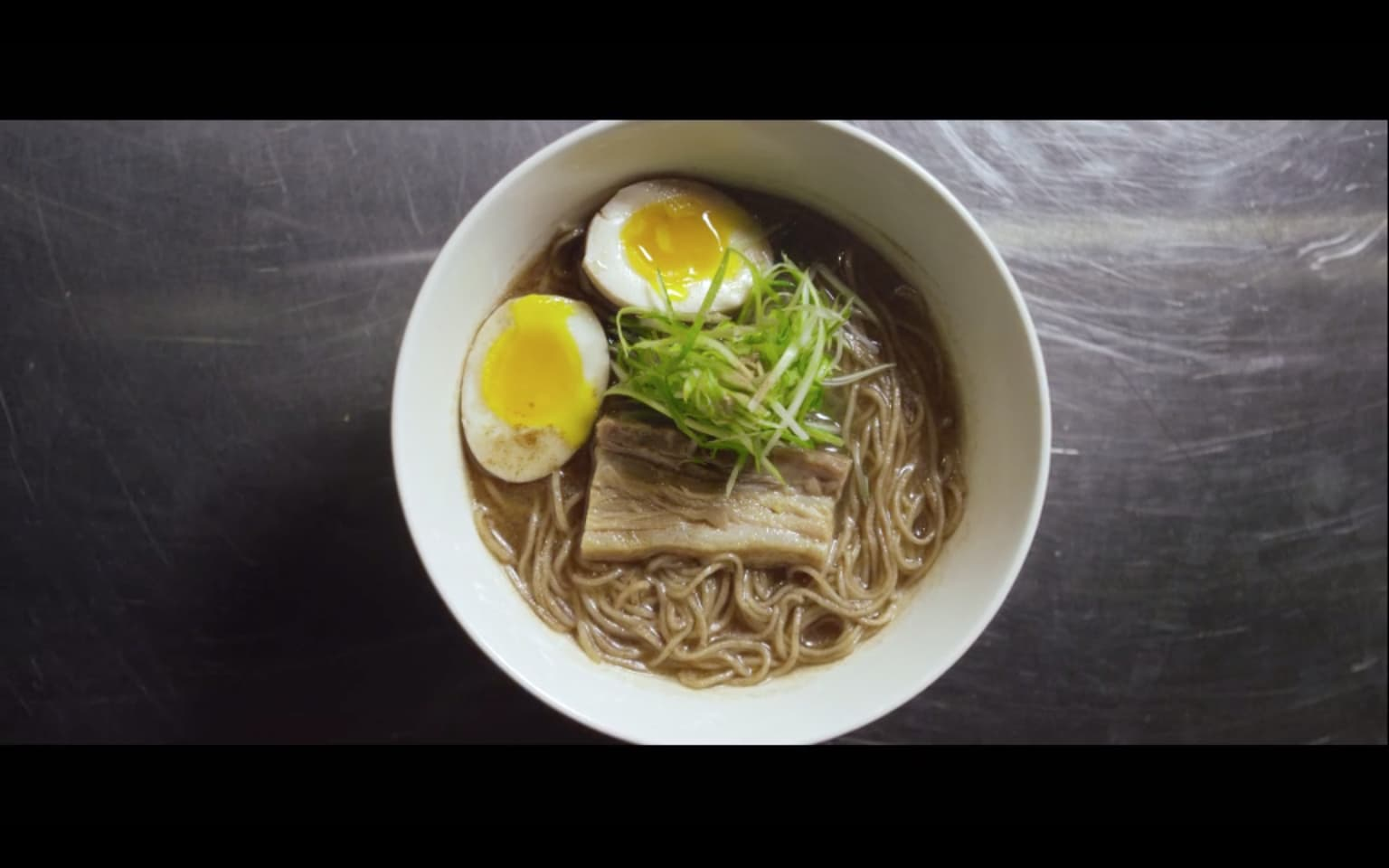 """Nowness """"The 8 Chapters of Ramen"""""""