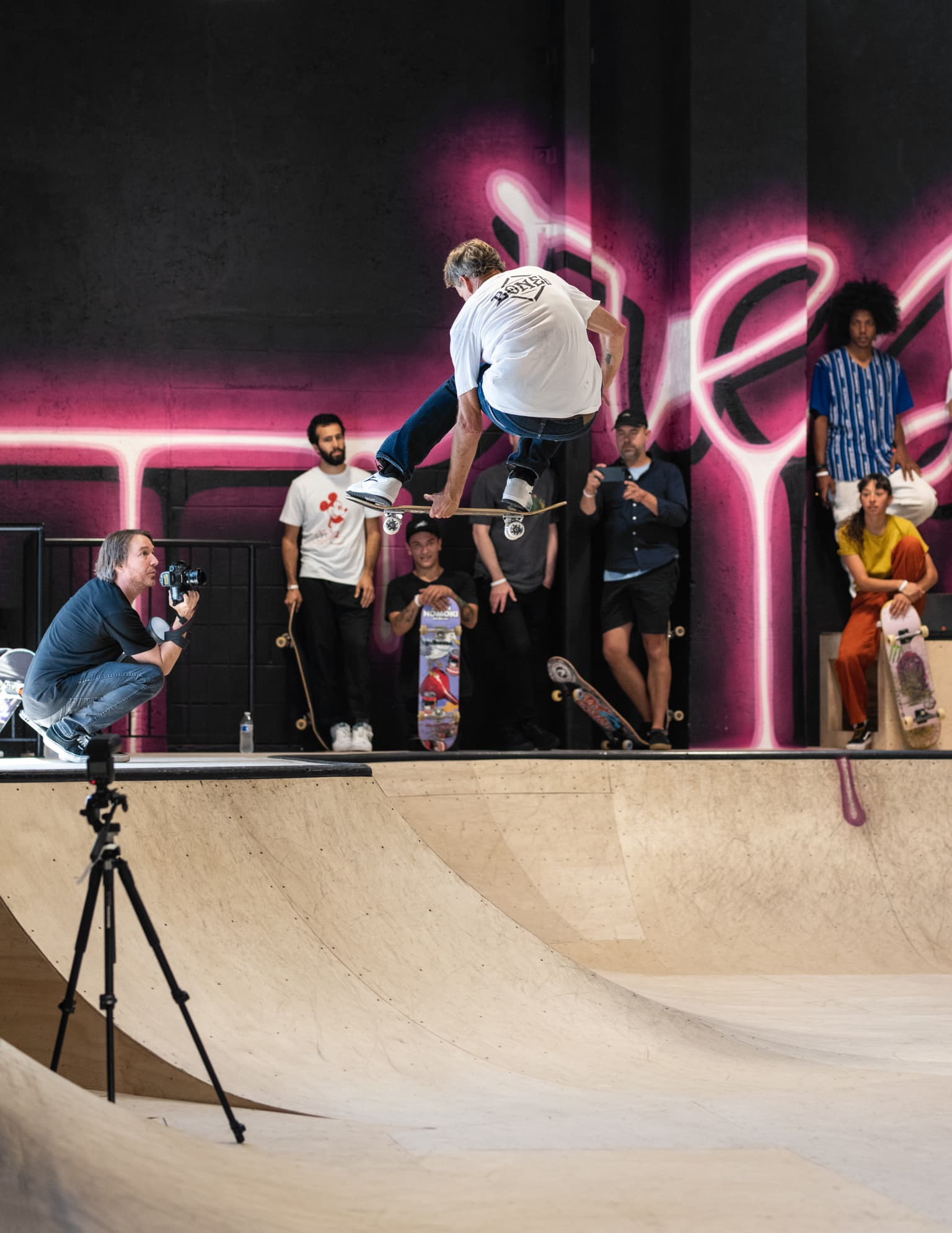 Tony Hawk's 5th Annual East Coast Super Session Charity Event