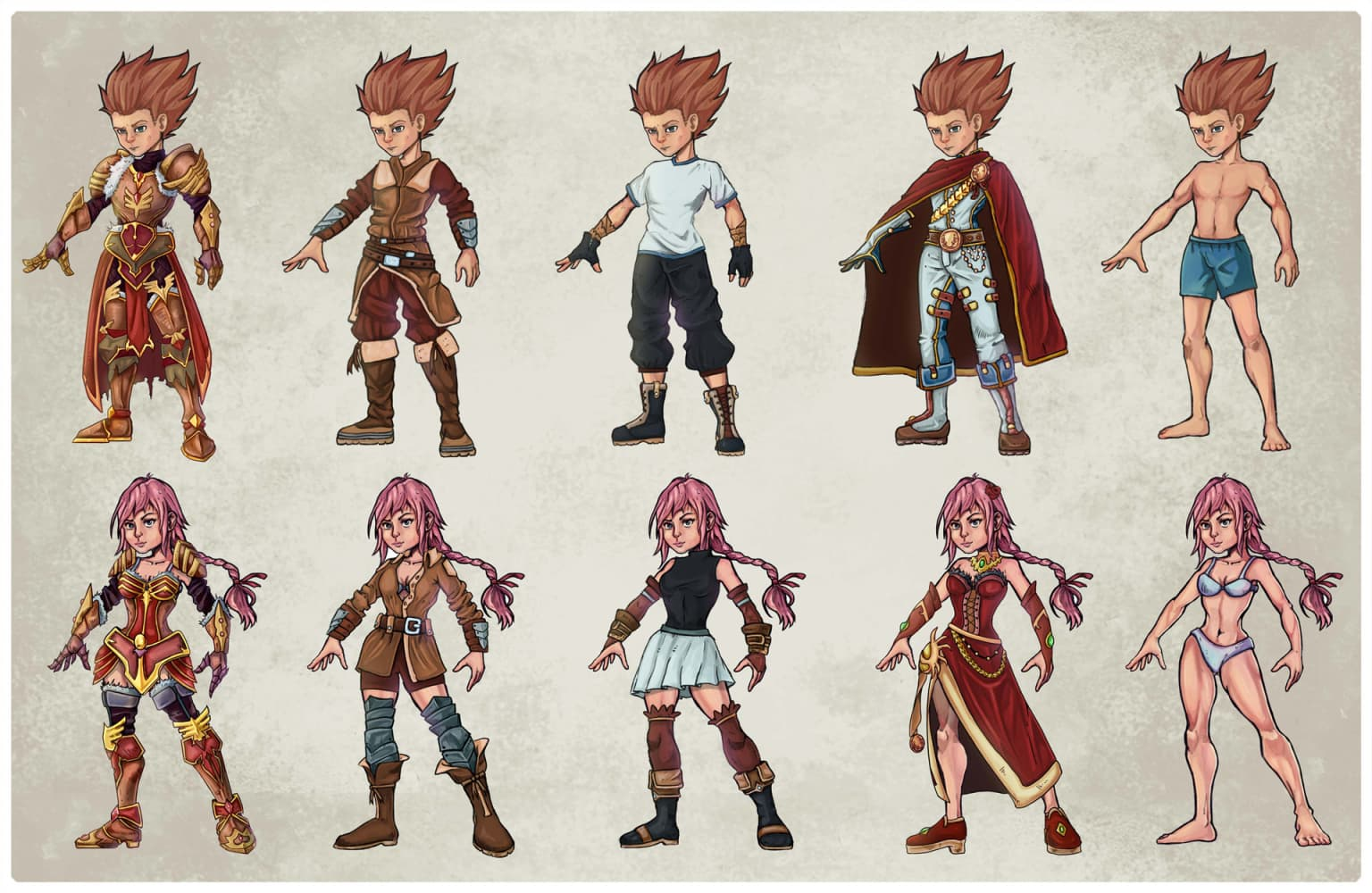 Character-Clothes