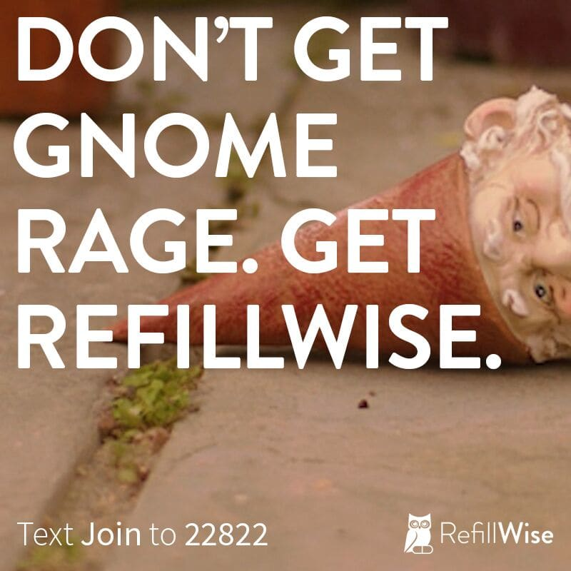 "RefillWise ""Big Emotions"" Campaign: TV, Radio & Social"