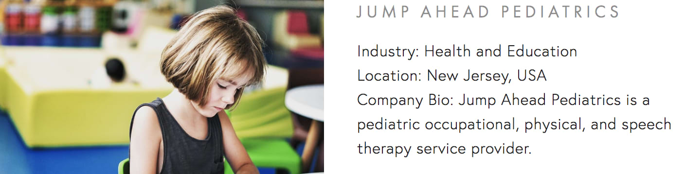 Jump Ahead Pediatrics x The Bid Lab Case Study