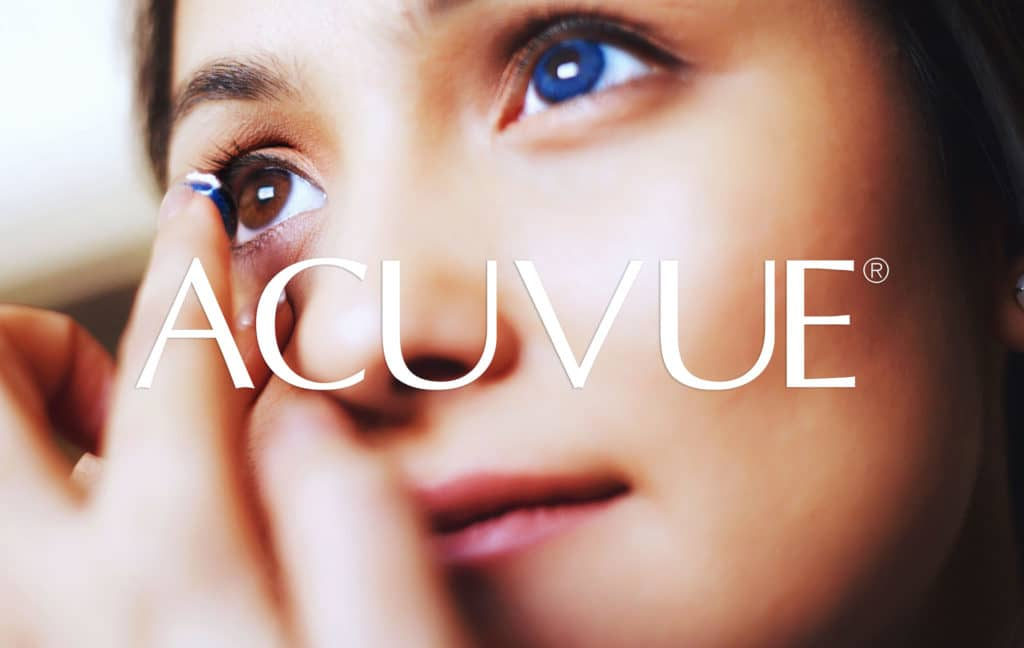 Acuvue.com Global Website Redesign