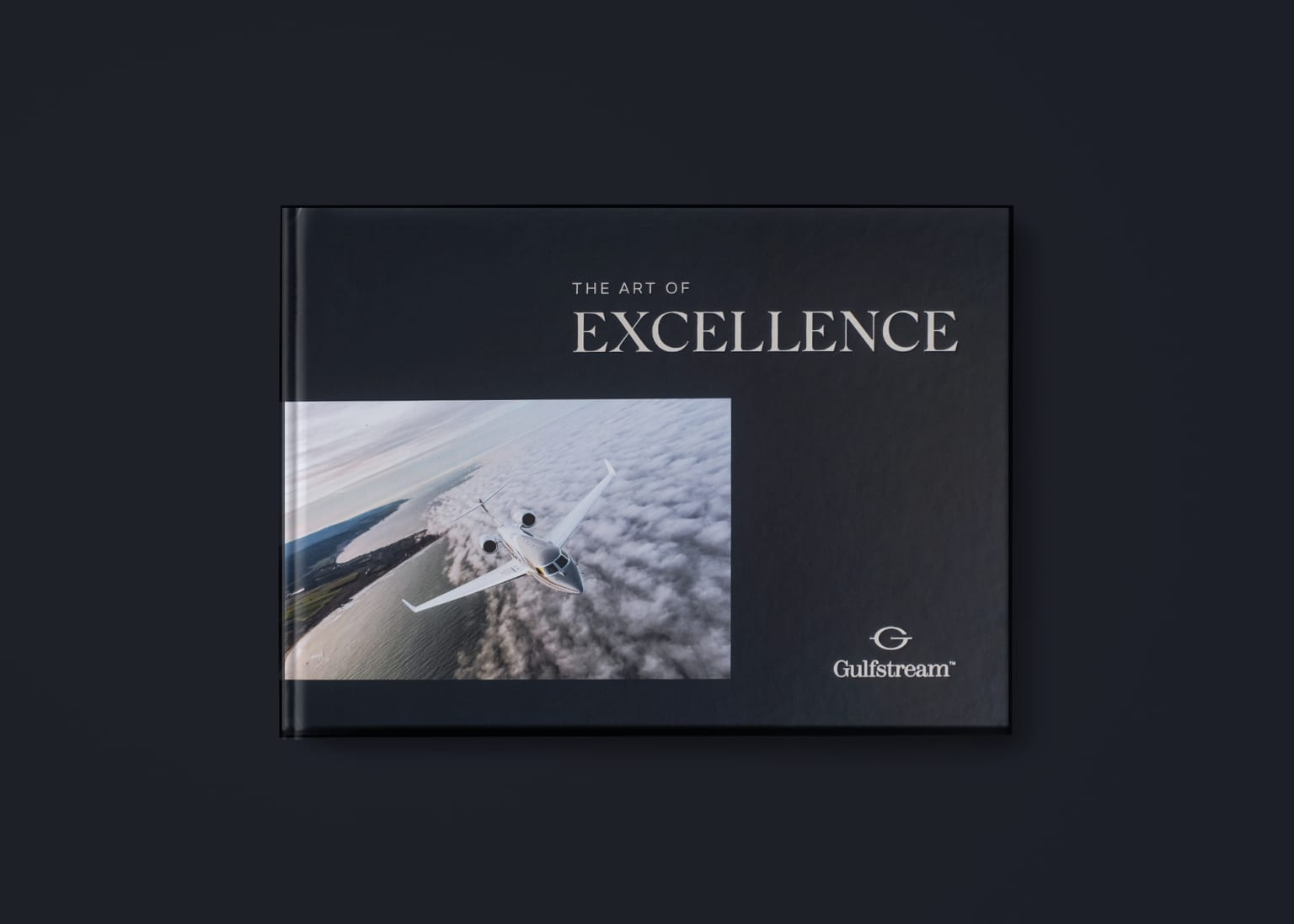 Gulfstream Aerospace Coffee Table Book
