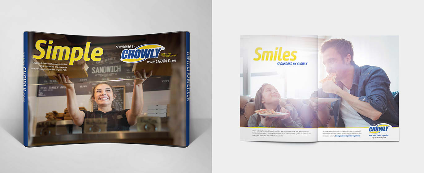 Chowly / Brand Campaign