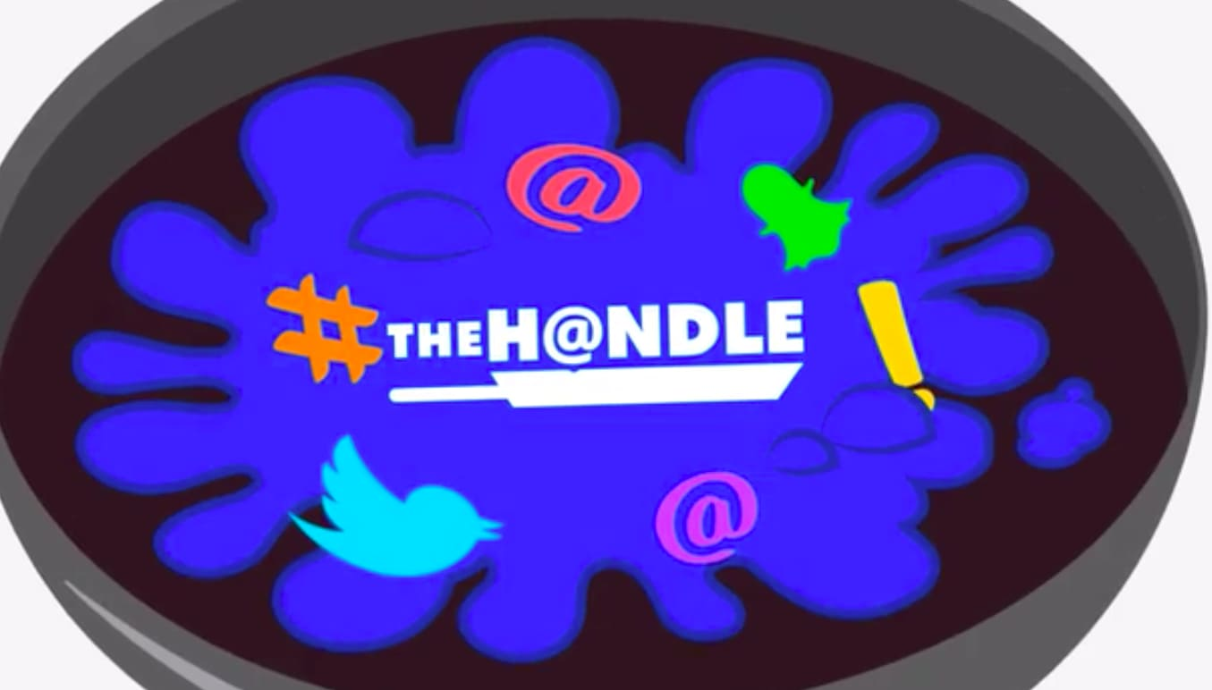 The H@ndle - Comedic Social Updates