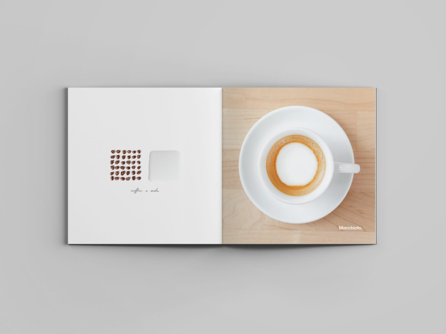 Huge Inc. Coffee Book
