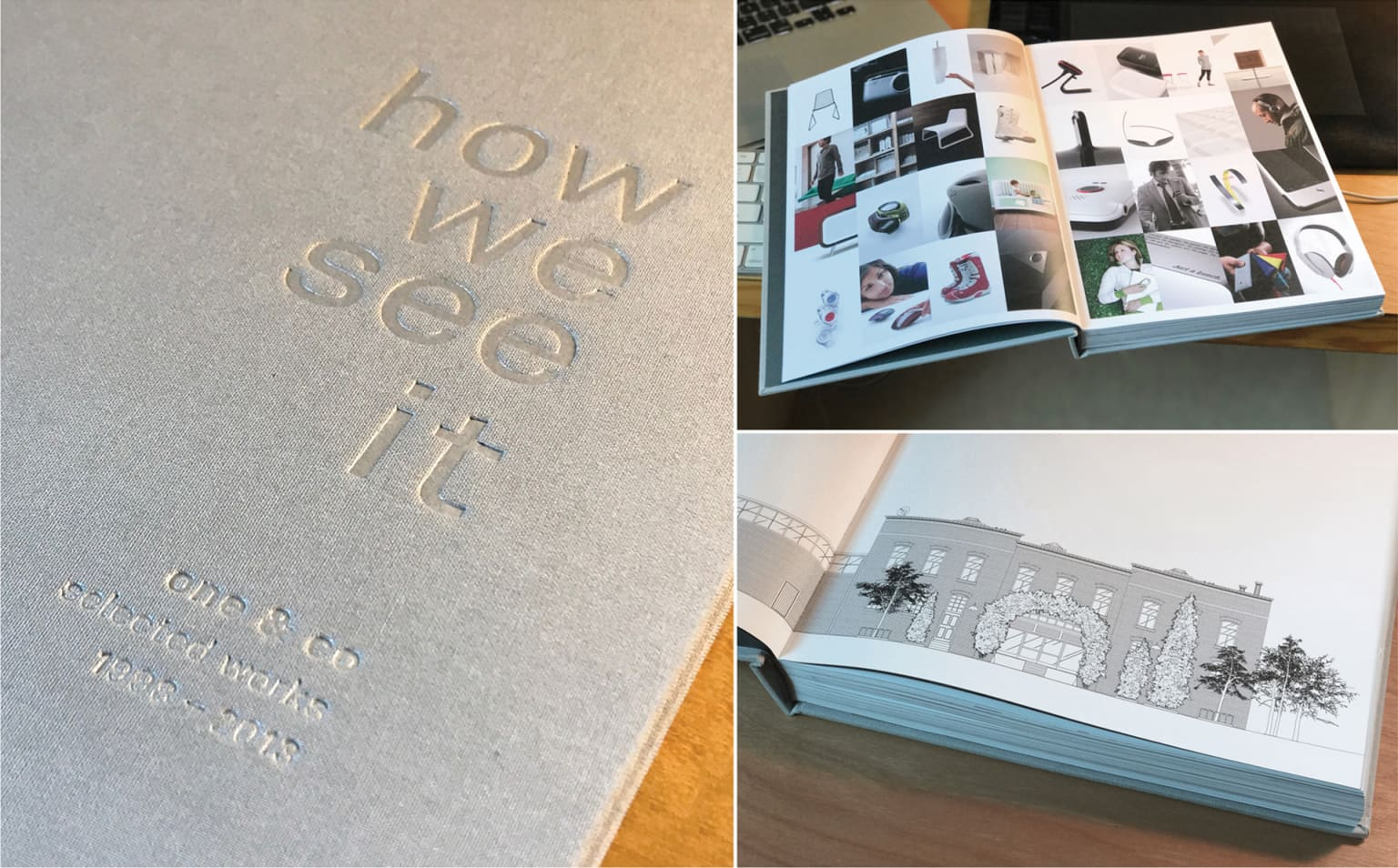 "One & Co Book - ""How We See It"""