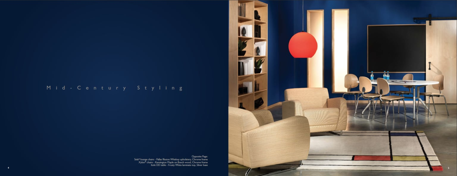 Print Collateral Design & Photography Direction