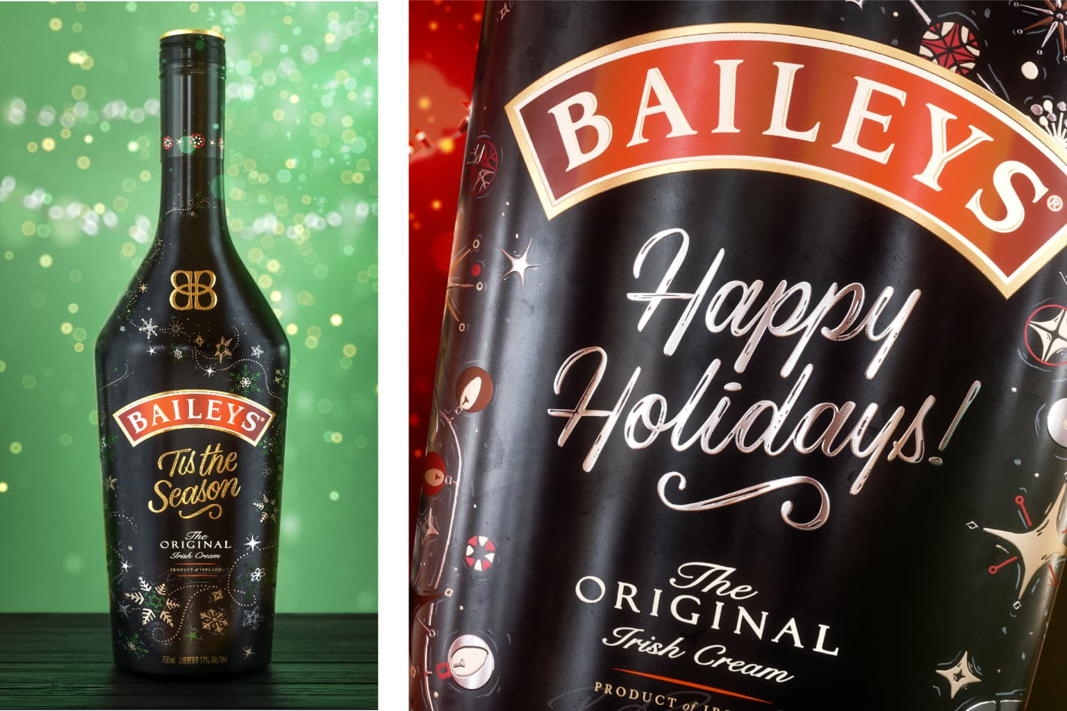 Baileys Festive Pack - Limited Edition