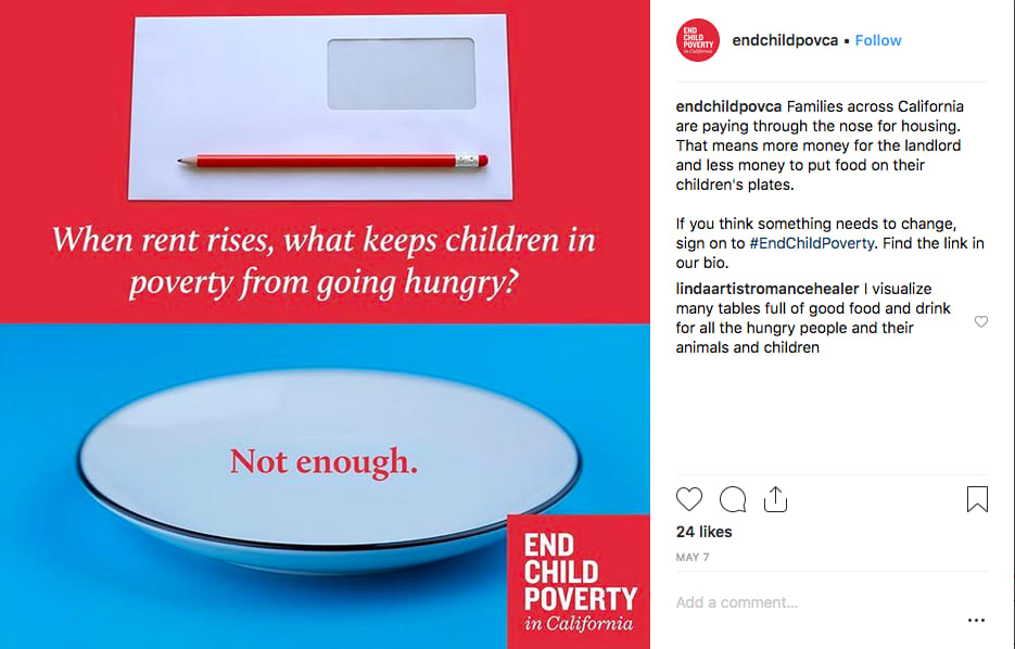 End Child Poverty Campaign