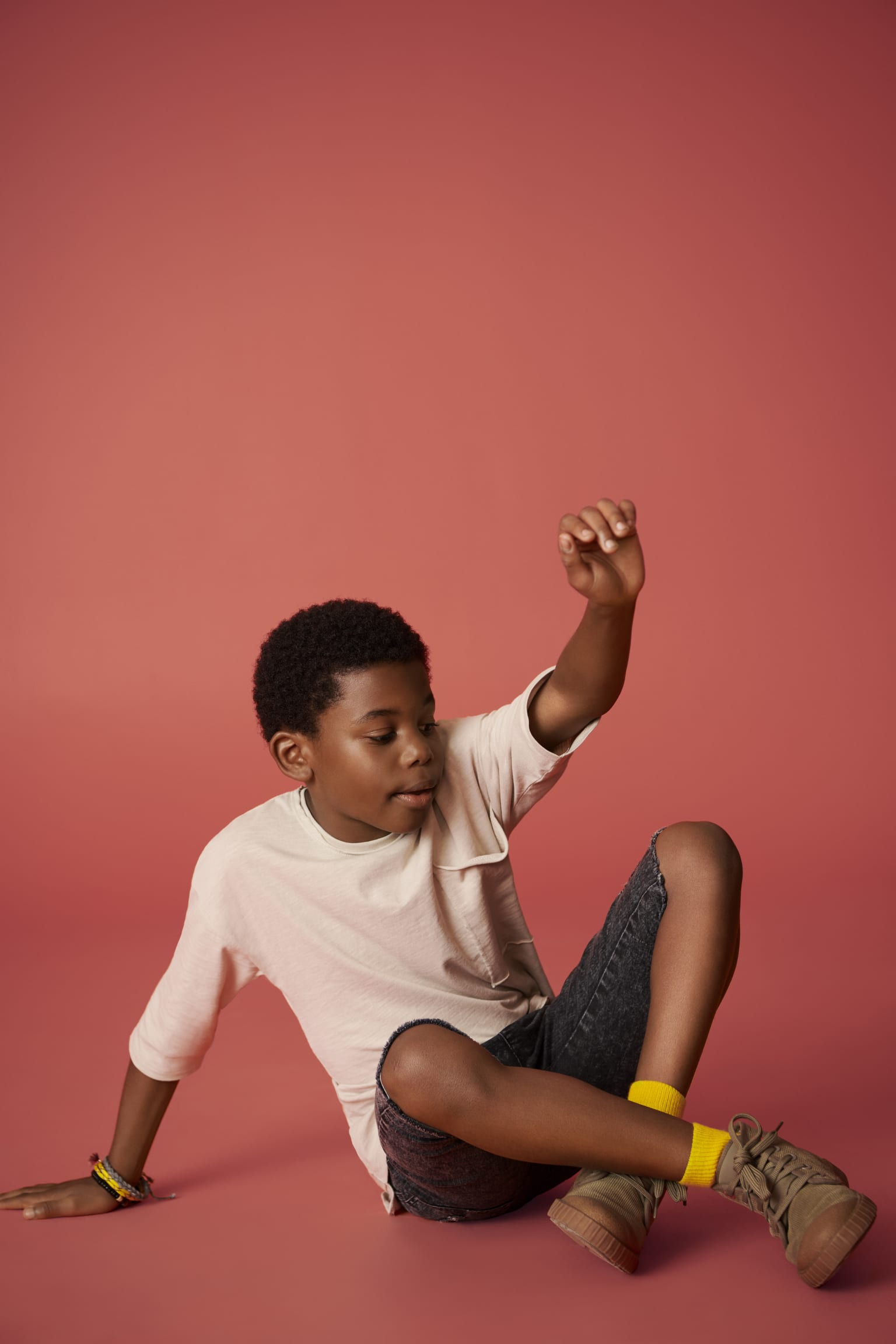 Clarks Kids SS19 Campaign