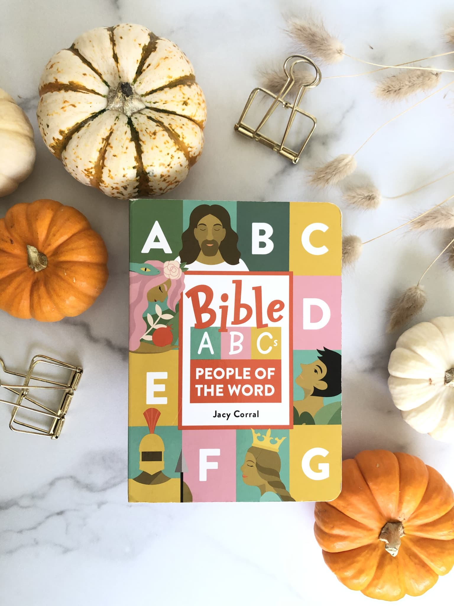 """""""Bible ABCs: People of the Word"""" Children's Book Author and Illustrator"""