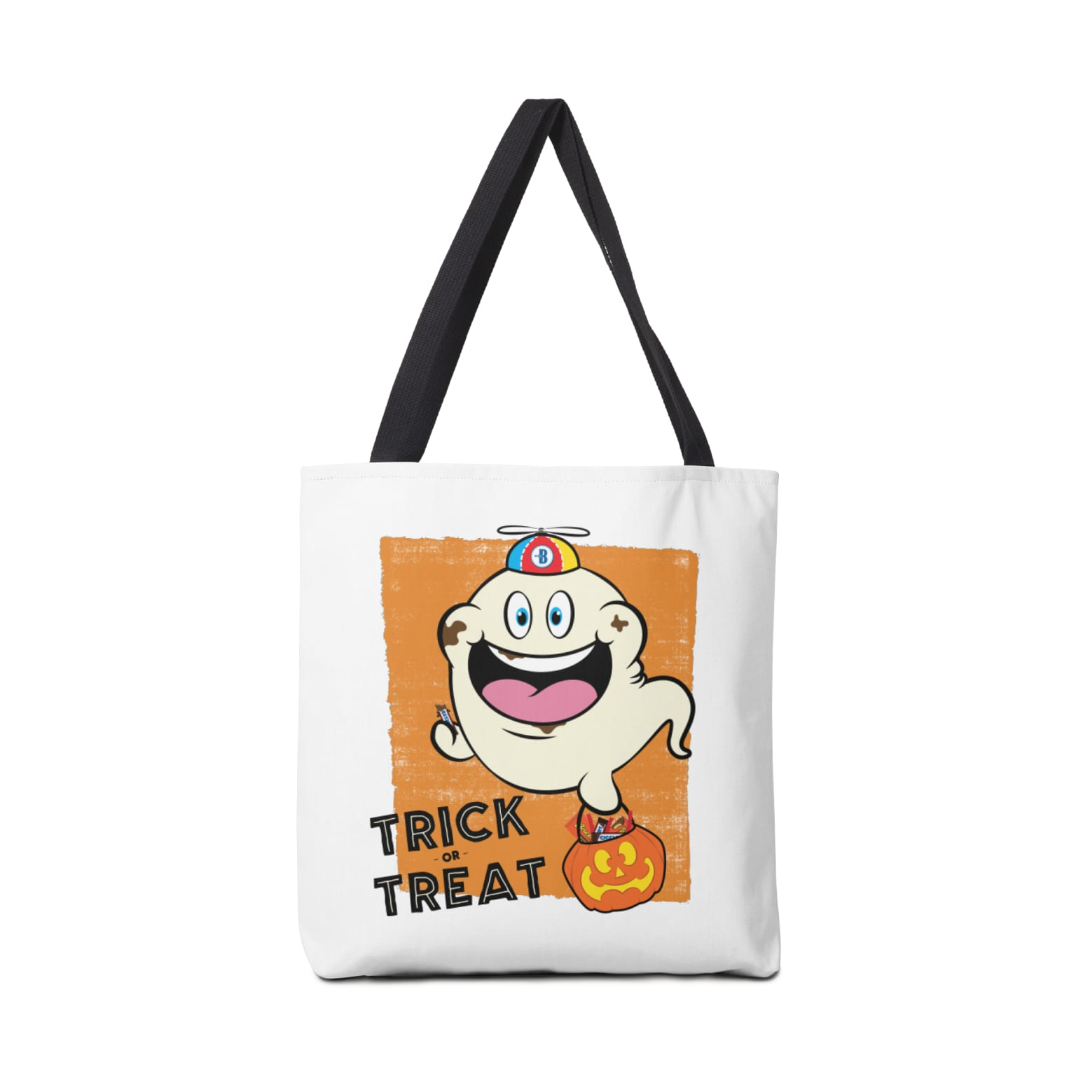 Chubby Ghost Tote