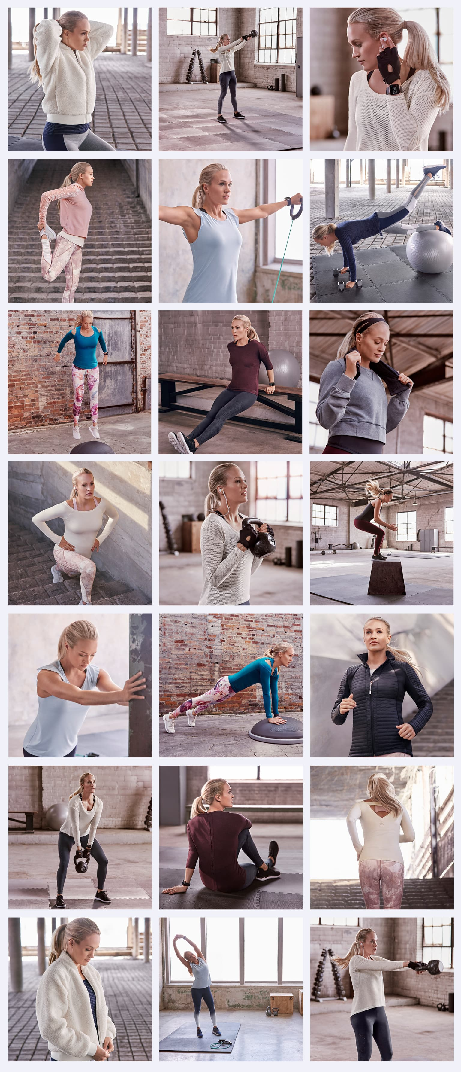 Dick's Sporting Goods, CALIA by Carrie Underwood, F/W 2018