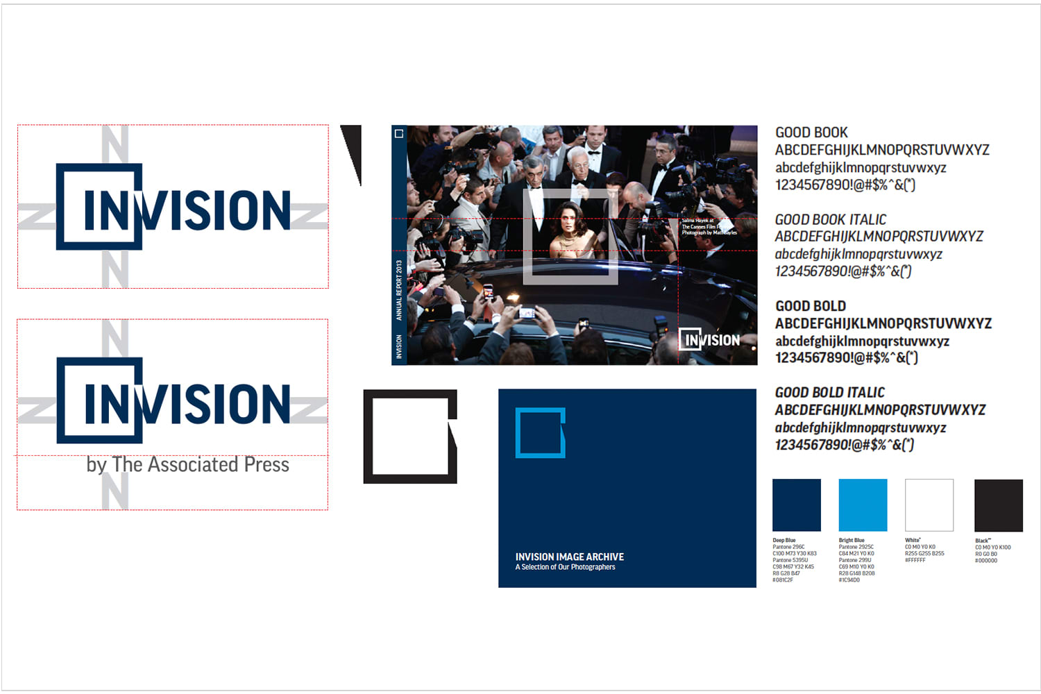 Brand Identity System for The Associated Press