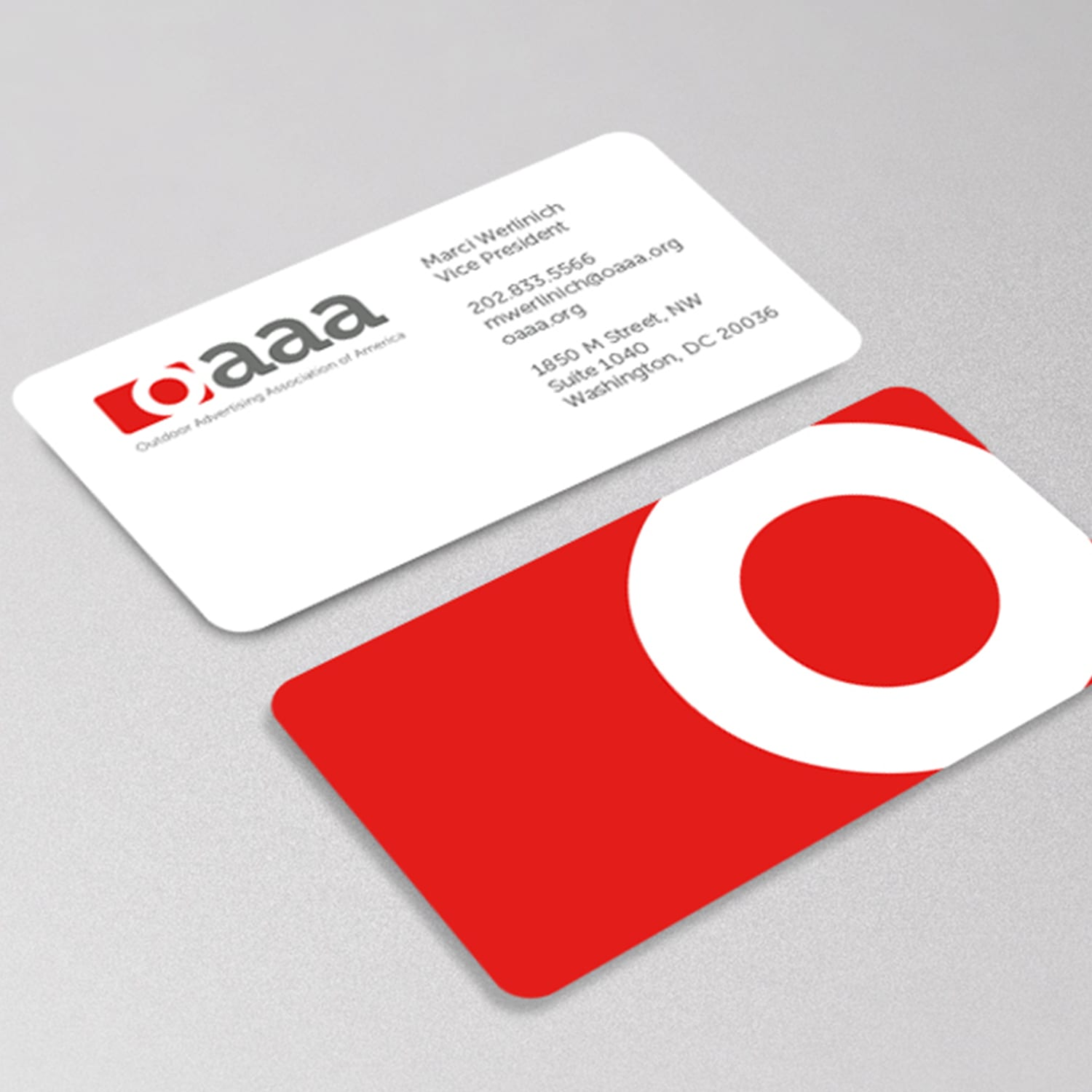 Brand Identity System for OAAA