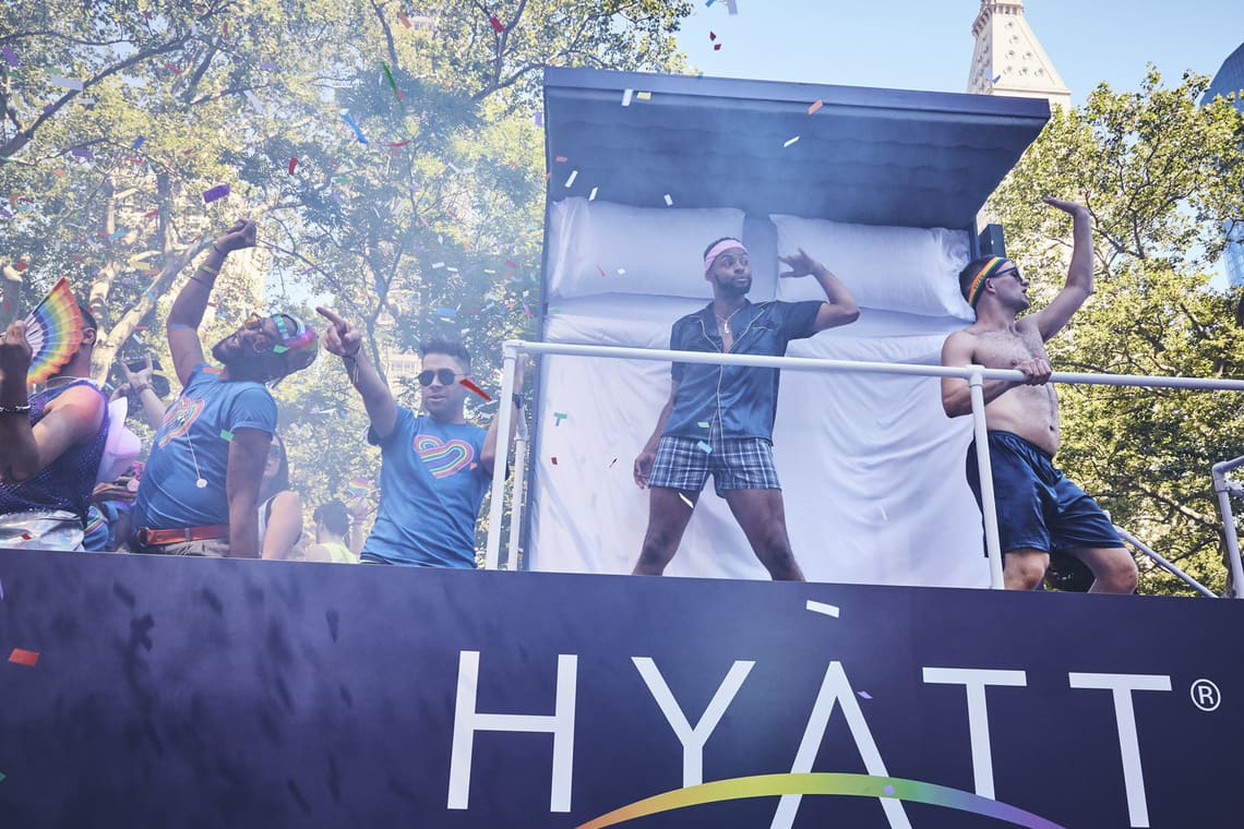 Hyatt: Stay As You Are