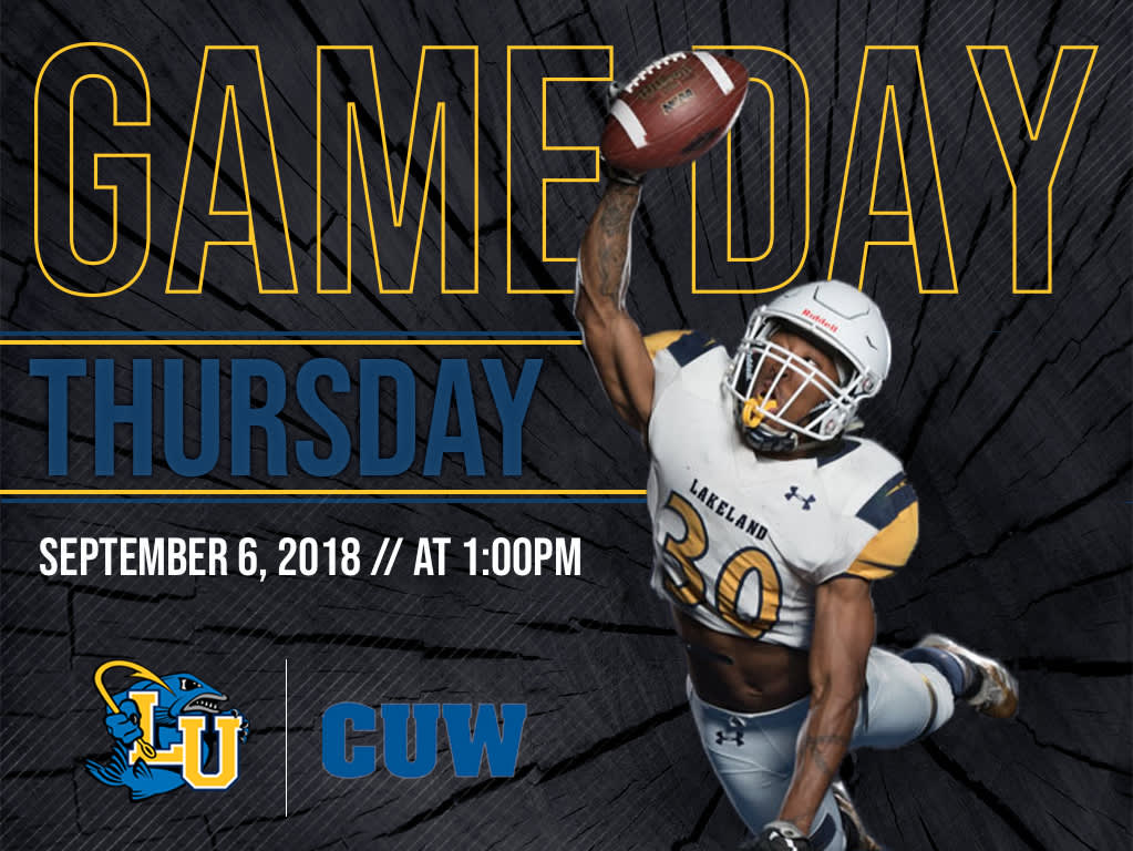 Game Day Graphic