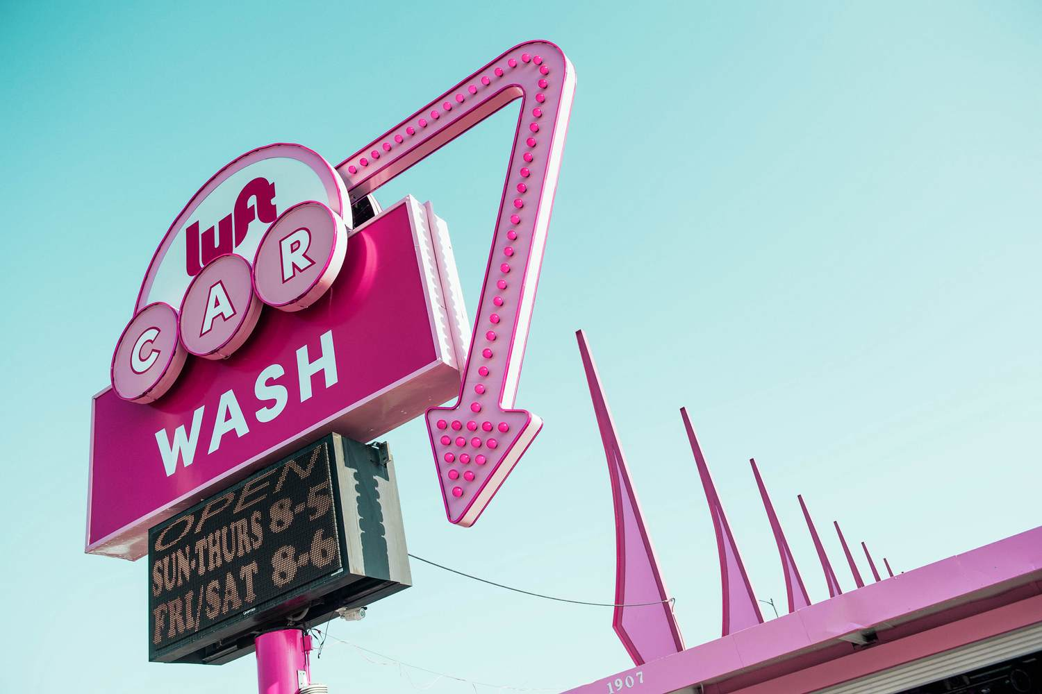 Lyft Carwash