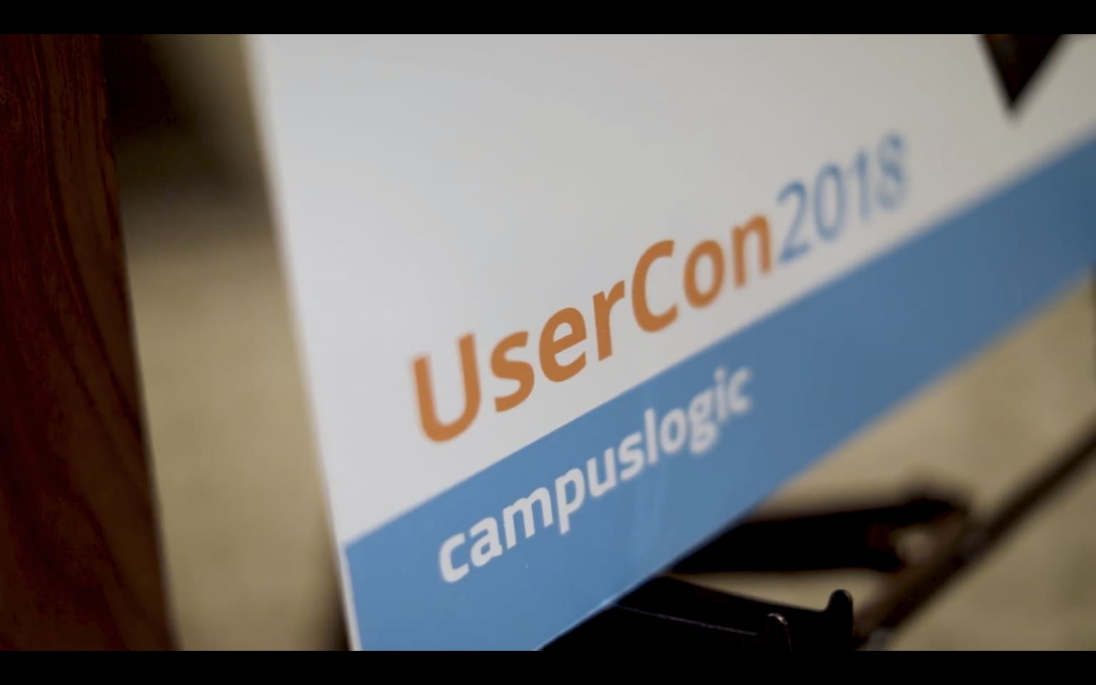 CampusLogic UserCon 2018 Event Highlight Reel